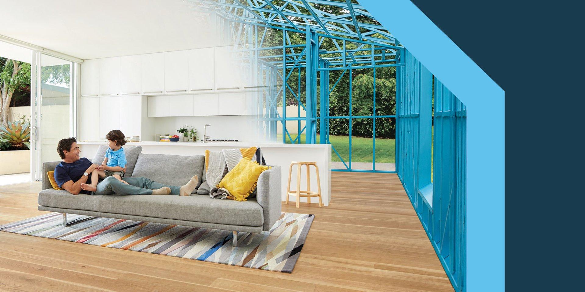 TEKFRAME - Truecore Steel Frame Contruction Gold Coast Brisbane